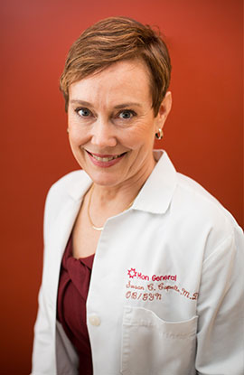 Dr. Susan Capelle - Female Gynecologist and Urogynecologist