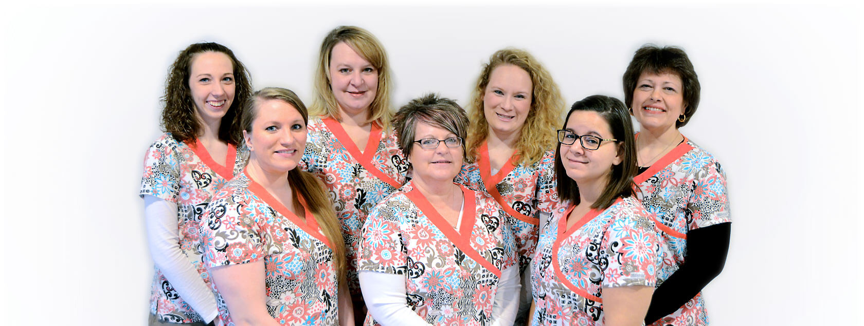 female staff of morgantown, west virginia based women's health practice, specializing in gynecology and urogynecology